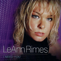 Rimes, LeAnn - I Need You (Saltlake Edition)