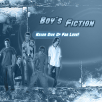 Boys Fiction - Never Give Up For Love