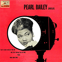 Bailey, Pearl - That's Good Enough For Me (EP, Reissue 2011)