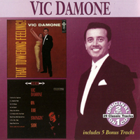 Damone, Vic - That Towering Feeling! / On The Swingin' Side