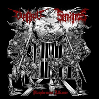 Warkvlt - Blasphemous Alliance (Split)