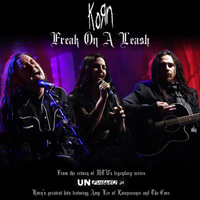 KoRn - Freak On A Leash (Unplugged Feat. Amy Lee) (UK Single)