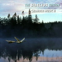 Tempera Quartet - The Sibelius Edition, Vol. 9 (CD 3: Chamber Music II)