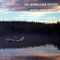 YL Male Voice Choir - The Sibelius Edition, Vol. 13 (CD 1: Miscellaneous Works)