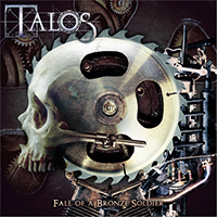 Talos (USA) - Fall of a Bronze Soldier (EP)
