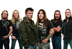 Iron Maiden (GBR, London)