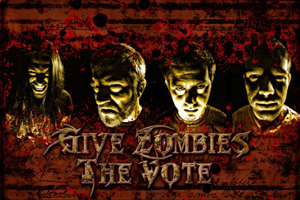 Give Zombies The Vote
