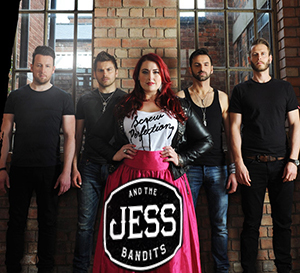 Jess and The Bandits