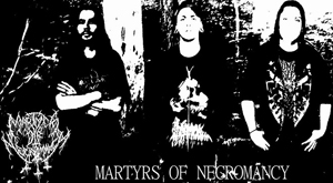 Martyrs definition