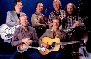 Bluegrass Album Band